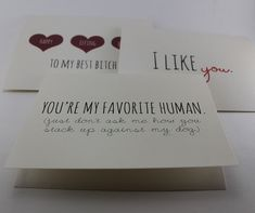 Hahahaha This is sooo me! SET OF 3 Cards / Choose Any Three / Greeting Card Set by BEpaperie