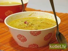 Ostra zupa kokosowa