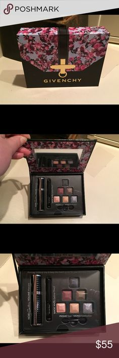 "Givenchy LE ""The essentials"" Cofret Brand new in box!  HTF item! Just stunning!! Givenchy Makeup Eyeshadow"