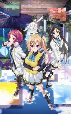 El Anime Musaigen no Phantom World tendrá una OVA el 5 de Octubre.