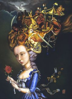 The Involuntary by Carrie Ann Baade