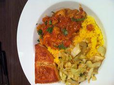 """Weer een """" heet """" culinair hoogstandje Risotto, Curry, Drink, Ethnic Recipes, Food, Curries, Beverage, Essen, Meals"""