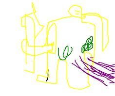 I drew this Champion in 60 seconds. Can you guess who it is?