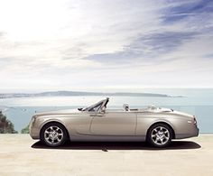The latest expression of Phantom Drophead Coupé experience - intimate and cocooning or embracing the elements depending on whether the roof is raised or lowered. Inspired by the J-class racing yachts of 1930s (known for their performance and use of natural materials) the result is a car that epitomises romantic, performance motoring.