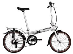 Dahon folding bike- I have one and it's the best thing I own!