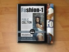Magazine Covers Template by Leza on Creative Market