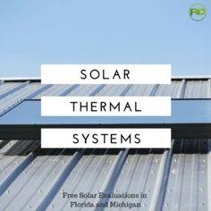 Jacksonville Florida Solar Thermal Installation Solar Hot Water Pool Attic Fans Water Heater Repair At Www Rene Solar Thermal Solar Installation Free Solar
