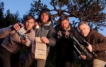 Animal Planet - Finding Bigfoot Team: Meet Cliff, Ranae, Bobo and Matt. Thanks Ryne for getting me hooked!