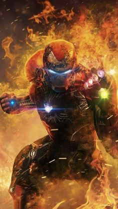 Iron Man Infinity Gauntlet - Art Tutorial and Ideas Marvel E Dc, Marvel Heroes, Marvel Avengers, Iron Man Wallpaper, Hd Wallpaper, Iron Man Avengers, Hd Nature Wallpapers, Simple Wallpapers, Wallpapers Android