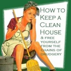 Keeping+a+spotlessly+clean+house+isn't+as+difficult+as+it+looks.+How+to+do+it+has+been+the+best+kept+secret+of+Susie+Homemaker+for+years.  How...