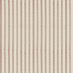 Grayson Stripe Red Fabric By The Yard Free Swatches Chair
