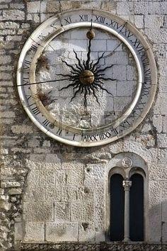 Diocletian palace, Split, Croatia.  #croatia #hrvatska