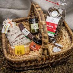 Geschenk-Ideen - AlpenHirt Picnic, Basket, Alps, Presents, Picnics, Picnic Foods, Hamper