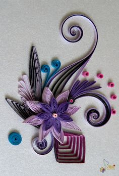 Quilling blog