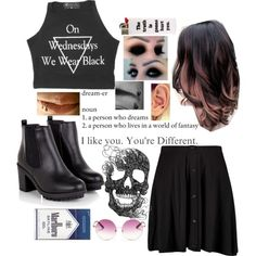 I Am A Dreamer by clumsycinderella2992 on Polyvore featuring polyvore fashion style Boohoo Matthew Williamson