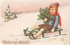 Az üdvözlőlapok küldése és fogadása ünnepi hagyomány, ezek az apró figyelmességek növelik az ünnep szellemét egészen az új évig.