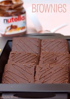 I am suffering from brownie fever! have been craving, dreaming, mind cooking and desperately wanting to have brownies for the past ten day. Eggless Brownie Recipe, Eggless Desserts, Eggless Recipes, Eggless Baking, Nutella Recipes, Brownie Recipes, Cookie Recipes, Dessert Recipes, Delicious Desserts