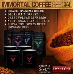 Immortal Coffee