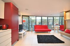Smart and Modern in Popular Location.