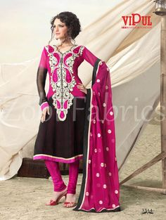 Casual Wear stylish outfits for girls by Zobi Fabrics casual-wear ...