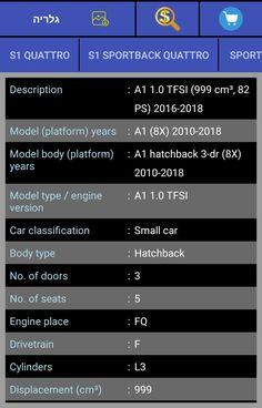 Audi A1 Kia Stinger, Audi A1, Model Body, Small Cars, Terms Of Service, App, Cutaway, Apps, Miniature Cars