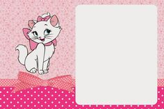 Marie: Imprimibles e Invitaciones para Imprimir Gratis.