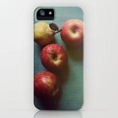 Autumn Apples iPhone 6 & iPod Case
