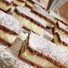 Habkönnyű szalagos fánk Homemade Cakes, Tiramisu, Oreo, Food And Drink, Cookies, Ethnic Recipes, Sweet, Dessert, Candy