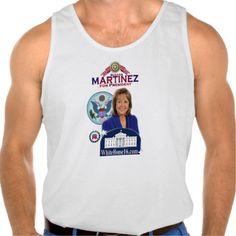 Susana Martinez for President  Tank Top Tank Tops