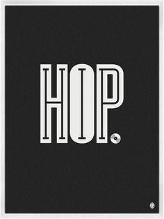 """Hip - Hop"", Logo/Font/Typography, for: 'U-Studio', Postcard, - Graphic Design by 'CDR Studio' by Christopher David Ryan (b. Typography Letters, Graphic Design Typography, Creative Typography, Modern Typography, Graphisches Design, Logo Design, Smart Design, Clever Design, Inspiration Typographie"
