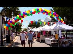 Celebrating Key West Pride!  June 6-10 ~ Welcome to Gay Key West, Florida