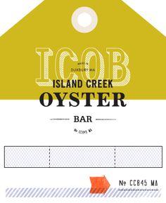 Boston - Island Creek Oyster Bar - great food & drinks - best bartenders around. My favorites -  the littlenecks and a Harbor Smash