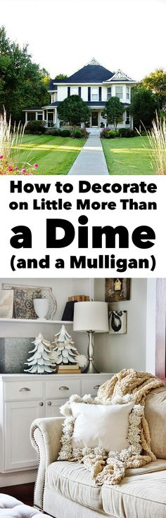 How to Decorate On L
