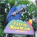 Parrot Mountain in Pigeon Forge TN..our little Baxter came from this sanctuary!