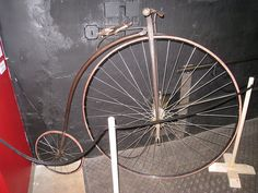 The bicycle celebrates its birthday. From the 1817 Draisienne to today's fat bikes, these are the bikes that shaped how we ride. Penny Farthing, Fat Bike, All About Time, History, Bicycles, Columbia, Evolution, Cycling, Culture