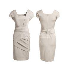 Slim business dress. Kate Middleton inspired