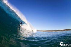 Banging Surf shot from Swellnet