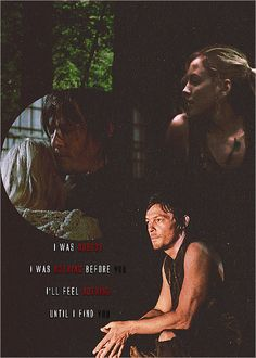 Daryl needs to find Beth!!!!!!!!!!!
