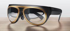 MINI 拡張現実メガネ AR Augmented Vision