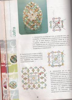 Diy Jewelry Ideas : jafar -Read More – Beaded Flowers Patterns, Beading Patterns, Beaded Jewelry Designs, Jewelry Patterns, Diy Rings, Seed Bead Bracelets, Beaded Rings, Beading Tutorials, Bead Weaving