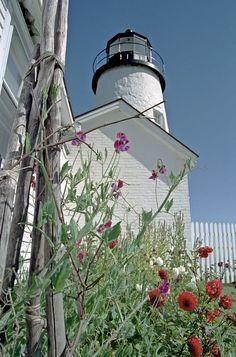 Permiquid Point Lighthouse, Maine