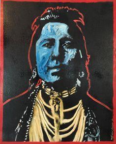 Chief Thundercloud by artist Matt Pecson