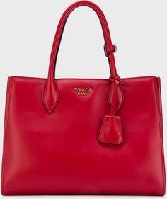Prada leather handbags and purses