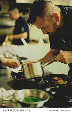 A Moment with Chef Bertus Basson | Restaurant | Spice Route | Photography by Claire Gunn