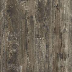 LifeProof Luxury Vinyl Flooring   Thunder Wood