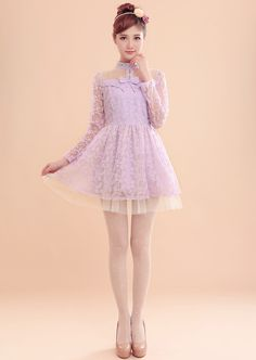 Elegant Pretty Kawaii Princess Cute Sweet Dolly Lolita