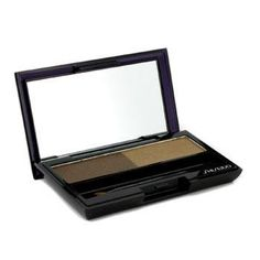 Shiseido Eyebrow Styling Compact for Women, No. BR603 Light Brown, 0.14 oz. This compact allows you to create and style natural-looking eyebrows that complement your coloring with a beautiful finish that lasts all day. The double-sided applicator allows you to draw sharp lines for a bold look or blend shades for a softer finish. A compact that lets you create the perfect brows.