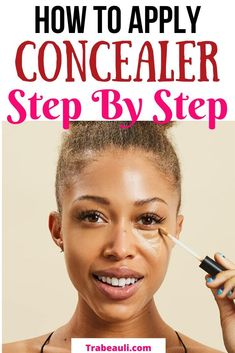 There are 10 best concealer drugstore (top-rated) for acne scars, all type skin, dark circles and blemishes. Easily available in India. Best Concealer For Acne, Best Drugstore Concealer, How To Apply Concealer, Drugstore Beauty, Makeup Tips For Dry Skin, All Natural Makeup, Natural Beauty, Acne Makeup, Contour Makeup