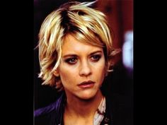 Pixie Haircut Tutorial - Meg Ryan - YouTube