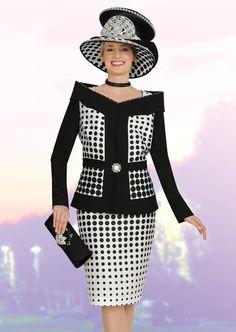 Jacket Skirt Peach Skin Fabric, Embossed Brocade, Color Black White, Royal Blue White soft beautiful comfortable elegant material